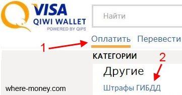 Сайт visa qiwi wallet
