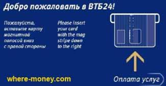 пополнение Киви кошелька с банковской карты