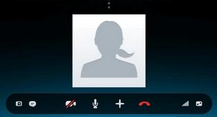 Звонок через Skype