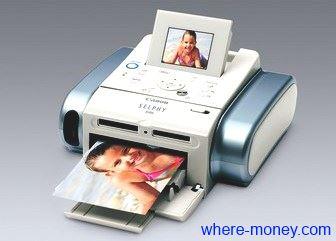 для печати фотографий