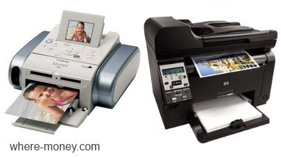 выбрать принтер для дома