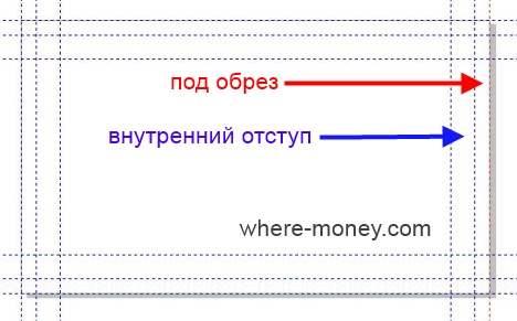 образец визитки word