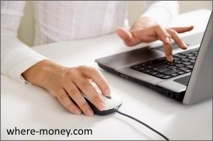 Работа онлайн на дому в интернете