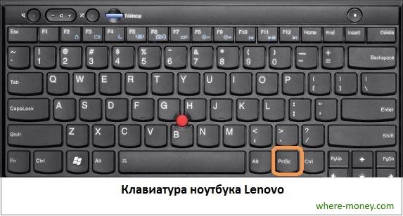 Клавиатура Леново